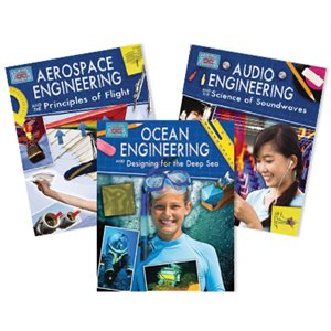 Engineering in Action (15 Books)