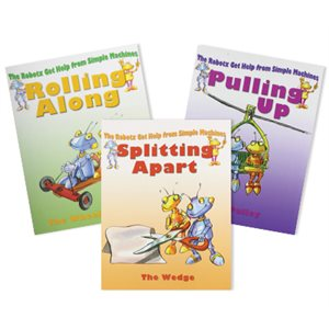 Explaining Simple Machines (6 Books)
