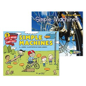 Simple Machines (4 Books)