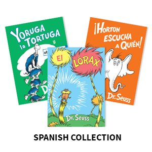 Dr. Seuss Classic Stories (6 Books) Spanish