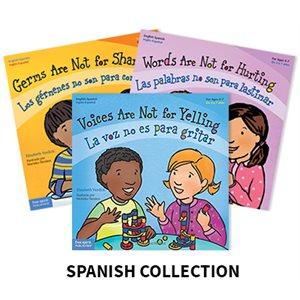 Best Behavior (4 books) Spanish