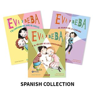 Eva y Beba (Ivy & Bean) (4 books) Spanish