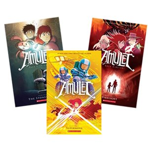 Amulet (8 Books)
