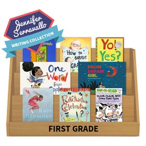 Jennifer Serravallo Go-To Books for Writing - Grade 1 (15 Books)