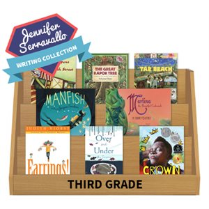 Jennifer Serravallo Go-To Books for Writing - Grade 3 (15 Books)