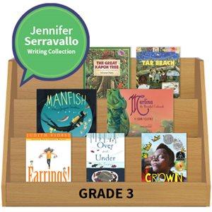 Jennifer Serravallo Go-To Books for Writing - Grade 3 (15 Books)