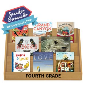 Jennifer Serravallo Go-To Books for Writing - Grade 4 (15 Books)