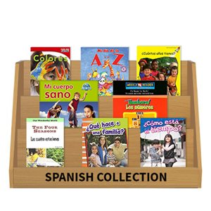 Early Concepts (12 books) Spanish