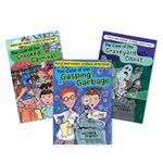 Doyle and Fossey, Science Detectives (6 books)