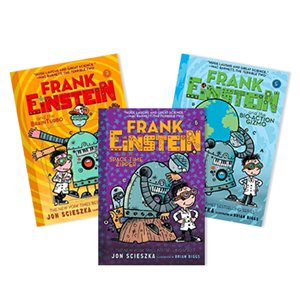 Frank Einstein (6 books)