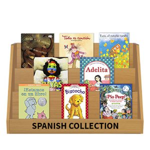Grade 1 Bestsellers (15 books) Spanish