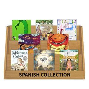 Grade 3 Bestsellers (15 books) Spanish