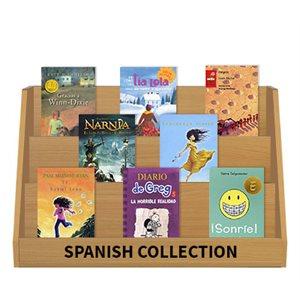 Grade 5 Bestsellers (15 books) Spanish