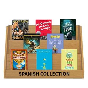 Grade 6 Bestsellers (15 books) Spanish