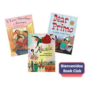 Bienvenidos Book Club - Families