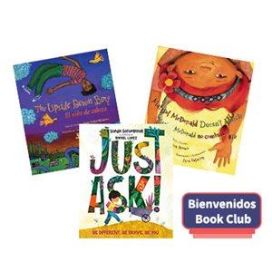 Bienvenidos Book Club - School Experience