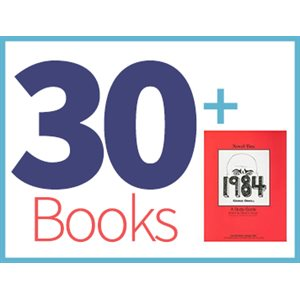 1984 Class Set (30 books, 1 Novel-Tie) (BMI)
