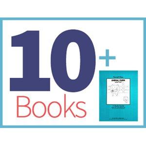 Animal Farm Group Set (10 books, 1 Novel-Tie)