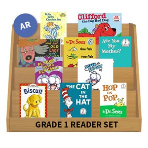 Grade 1 Accelerated Reader Set (40 Books) (BMI)