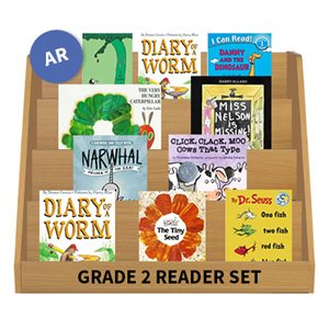 Grade 2 Accelerated Reader Set (40 Books) (BMI)