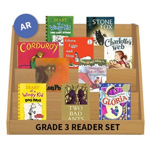 Grade 3 Accelerated Reader Set (40 Books) (BMI)