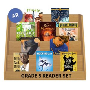 Grade 5 Accelerated Reader Set (40 Books) (BMI)