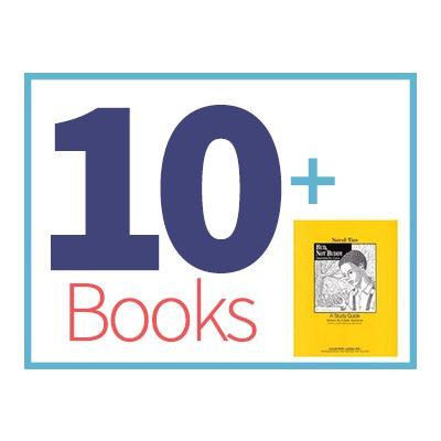 Bud, Not Buddy Group Set (10 books, 1 Novel-Tie)