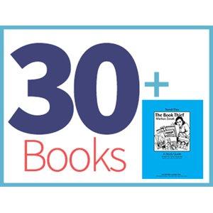 Book Thief Class Set (30 books, 1 Novel-Tie) (BMI)