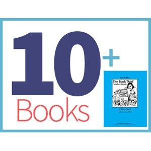 Book Thief Group Set (10 books, 1 Novel-Tie) (BMI)