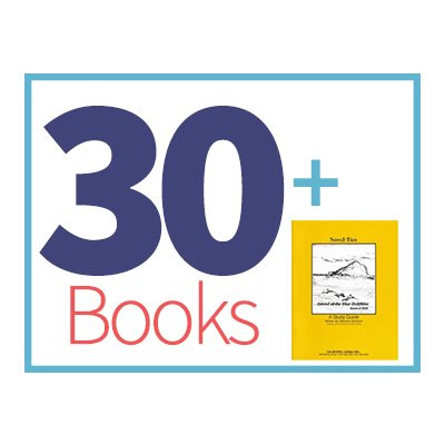 Island of the Blue Dolphins Class Set (30 books, 1 Novel-Tie) (BMI)