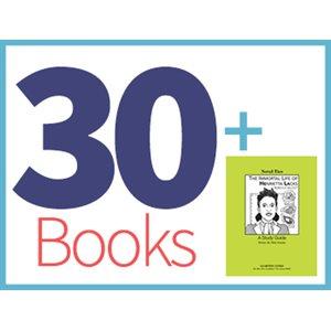 Immortal Life of Henrietta Lacks Class Set (30 books, 1 Novel-Tie) (BMI)