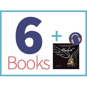 Macbeth Listening Set (6 books, 1 CD) (BMI)