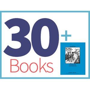 Of Mice and Men Class Set (30 books, 1 Novel-Tie) (BMI)