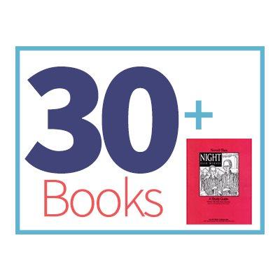 Night Class Set (30 books, 1 Novel-Tie) (BMI)
