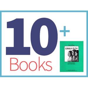 A Raisin in the Sun Group Set (10 books, 1 Novel-Tie)