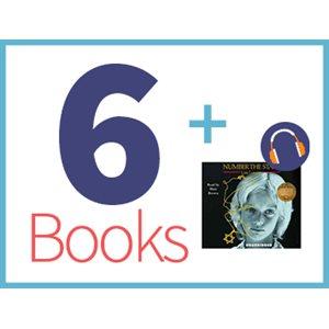 Number the Stars Listening Set (6 books, 1 CD) (BMI)