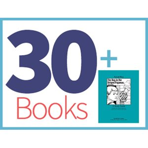 Boy in the Striped Pajamas Class Sett (30 books, 1 Novel-Tie) (BMI)
