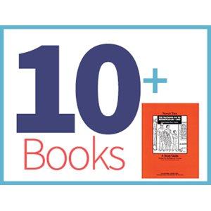 Watsons Go to Birmingham Group Set (10 books, 1 Novel-Tie)