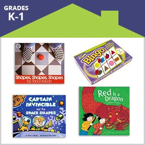 Distance Learning Perfect Pairings - Basic Concepts (Grades K-1)