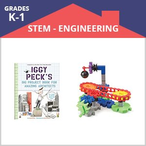 Distance Learning Perfect Pairings - Engineering Basics (Grades K-1)