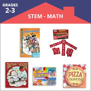 Distance Learning Perfect Pairings - More Fractions (Grades 2-3)