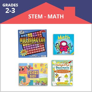 Distance Learning Perfect Pairings - Math Concepts (Grades 2-3)
