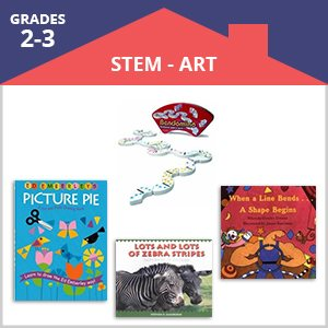 Distance Learning Perfect Pairings - Shapes & Patterns (Grades 2-3)