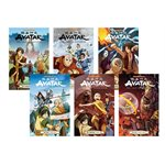 Avatar: The Last Airbender (15 books)