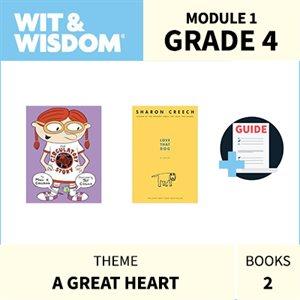 Wit & Wisdom Module 1 Books--Grade 4