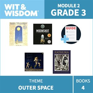 Wit & Wisdom Module 2 Books--Grade 3