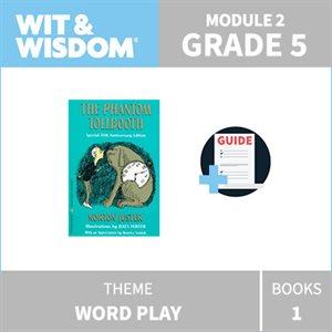 Wit & Wisdom Module 2 Books--Grade 5