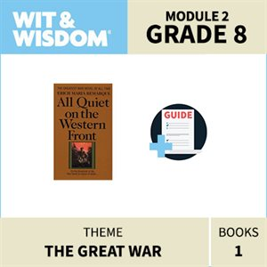 Wit & Wisdom Module 2 Books--Grade 8