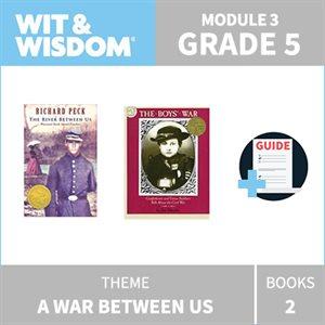 Wit & Wisdom Module 3 Books--Grade 5