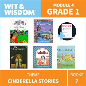 Wit & Wisdom Module 4 Books--Grade 1